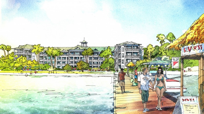 Ambergris Caye Real Estate Investment Belize Marriott Resort