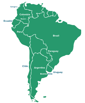 South American real estate